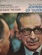 MacLean's Magazine September 3 1966 Eddie Shack Sam Olan DWI Laws
