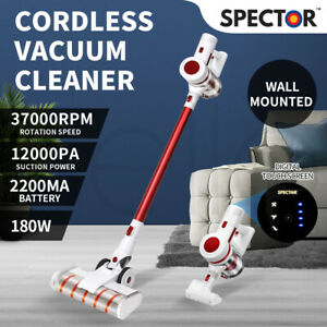 180W Handheld Vacuum Cleaner Cordless Stick Bagless Rechargeable Wall Mounted