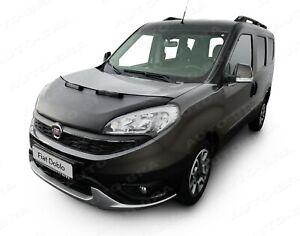 CAR HOOD BRA fit Ram ProMaster City Fiat Doblo since 2015 NOSE MASK TUNING