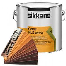 Sikkens Cetol HLS Extra (Lasurfarbtöne) 2,5l - Dünnschichtlasur Holzlasur Lasur