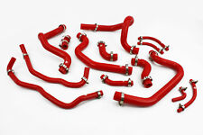Stoney Racing Silicone Coolant Hoses Toyota MR2 MK1 AW11 4AGE Radiator Heater