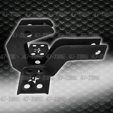 "2"" Drop RBP Hitch Step Tailgate w/ Tow Hook Grappler for Jeep Toyota Ford GM"