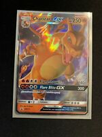 Charizard GX Sun & Moon Promo SM211 Hidden Fates Pokemon TCG Card NM/M