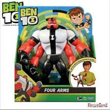 Ben 10 Super Deluxe 11in Figure - Four Arms