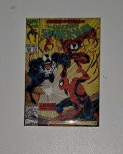 "Spiderman 362 Venom Marvel Refrigerator Magnet 2"" X 3"" fridge"