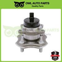 Rear Wheel Hub And Bearing Assembly for Scion Toyota XA XB Echo w/ ABS 512209 X1