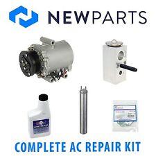 Pontiac Aztek 2001-2005 Complete AC A/C Repair Kit With NEW Compressor & Clutch