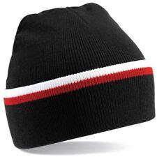 Équipements de football casquettes noir