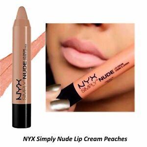 NYX Simply Nude Lip Cream SN03 - Disrobed NEW SEALED
