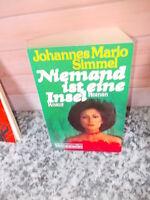 Niemand ist eine Insel, ein Roman von Johannes Mario Simmel