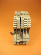 Weidmuller -  WDU 2.5 -  Terminal Block (Lot of 5)