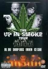 The up in Smoke Tour (2009) DVD Dr Dre Snoop Dogg Eminem Ice Cube R4