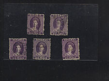 Bahamas   14  (5  stamps )  used   lot            MS1215