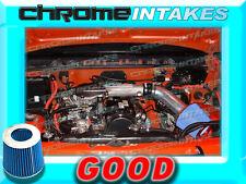 BLACK BLUE NEW 89 90 91-94 GEO TRACKER/SUZUKI SIDEKICK 1.6 1.6L AIR INTAKE KIT