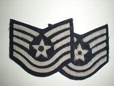 USAF PRE-1992 TSGT MESS DRESS RANK - FEMALE- 1 PAIR