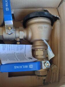 Zurn-Wilkins 1-1/2 -720A Pressure Vacuum Breaker