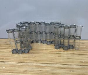 "Tse & Tse Associees Paris 21 Glass Tubes ""Le Vase d'Avril"" / April Vase"