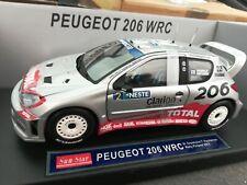 1 18 Sun Star Peugeot 206 WRC Rally Finland 2002 M Gronholm