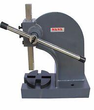 """Kaka Arbor Press, 3 Ton Cast Iron, 11"""" Height Heavy Duty Arbor Press Kaka Arbor"""