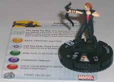 HAWKEYE 208 Avengers Movie Marvel Heroclix mass market exclusive