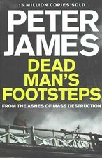 Dead Man's Footsteps (Ds Roy Grace 4), James, Peter   Paperback Book   Good   97