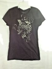 Duck Dynasty Women's Fitted Graphic T-Shirt Sz XLG Black w/ Graphic NWT