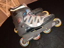 Mens sz 13 K2 Carbon Inline Skates