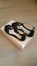 SUBLIMES SANDALES PRADA 39,5 NEUVES/ PRADA FLAT SANDALS 39,5 NEW