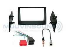 Radio Stereo Installation Dash Kit Combo 2DIN + Wire Harness + Antenna K11