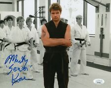 "Martin Kove Autograph Signed 8x10 Photo - Karate Kid Cobra Kai ""Kreese""(JSA COA)"
