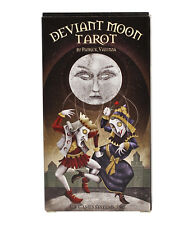 Deviant Moon Tarot Cards/Deck - Divination, Meditation, Spellcraft, Magick