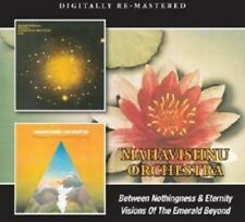 Mahavishnu Orchestra Between Nothingness & Eternity/Visions...2-CD NEW SEALED