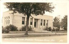 The Home Office Building, American Fraternal Union, Ely, Minnesota MN RPPC 1942