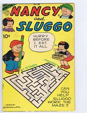 Nancy and Sluggo  #99 United Features 1954