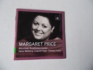 Margaret Price - Munchner Rundfunkorchester - Heinz Wallberg - CD - (1).