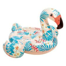 Intex Tropical Flamingo RideOn Schwimmtier 142x137x97cm