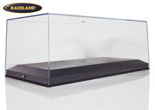 1:18 Modell-Vitrine für ein 1:18 Modell, 1/18th scale model car display box