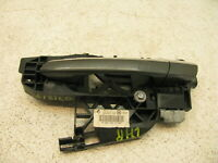 07-13 MERCEDES W221 S550 S600 S65 REAR LEFT DOOR HANDLE EXTERIOR KEY LESS 091819