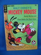 MICKEY MOUSE 102 VF NM 1965