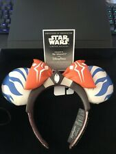 Ahsoka Tano Ear Headband by Ashley Eckstein for Her Universe – Star Wars –