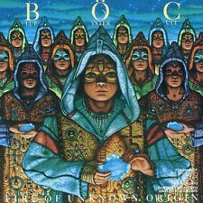 Fire Of Unknown Origin - Blue Oyster Cult (1987, CD NEUF)