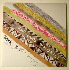 Tune-Yards *Whokill* SIGNED Autographed Vinyl LP Record Nikki Nack Bird Brains