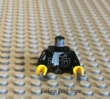 LEGO Minifig Classic Adventurer Aviator Torso Indiana Jones Johnny Thunder