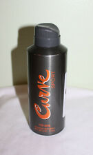 Curve Sport by Liz Claiborne  Deodorant Body Spray for Men  4 oz / 112 g  NEW
