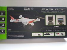 Drones Wi-Fi wltoys 2.4 gig 4-channel real-time Wi-Fi USA stock v686 video cam