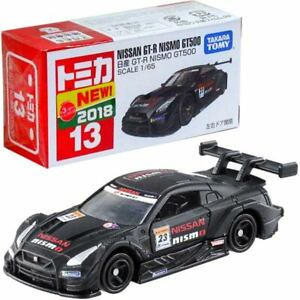 Takara Tomy TOMICA #13 Nisaan GT-R Nismo GT500 Scale 1/65 Diecast Mini Toy Car