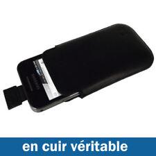 Étuis, housses et coques chaussettes noires pour téléphone mobile et assistant personnel (PDA) Samsung