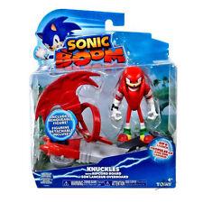 Sonic Boom-nudillos figura con Cordón Junta * Nuevo *