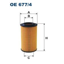 Ölfilter - Filtron OE677/4