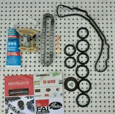 Timing Chain Kit TRISCAN Fits PEUGEOT CITROEN FORD MAZDA VOLVO MINI 1.6 1560cc